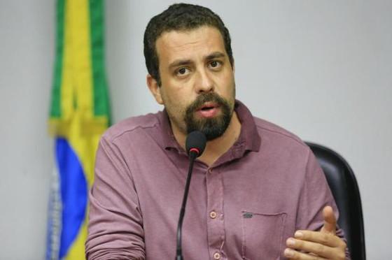 """Boulos: """"A violência atinge a juventude negra nas periferias todos os dias nesse país. A política de"""