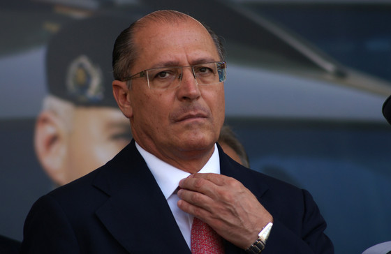 """Alckmin: """"É muito preocupante o número de assassinatos no Brasil entre jovens. A taxa de homicí"""