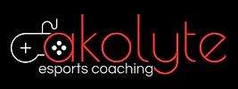akolyte esports professional coaching logo