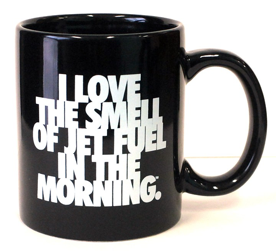 Coffee Mug - Jet Fuel