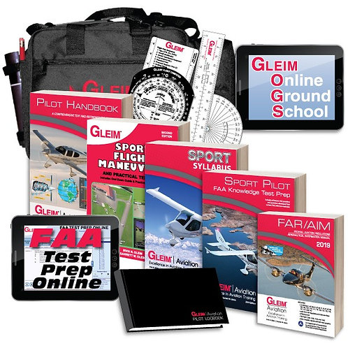 Gleim Deluxe Sport Kit