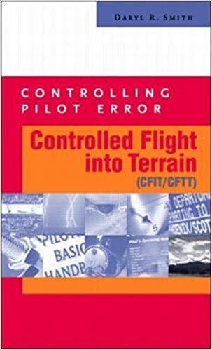 Controlling Pilot Error: Controlled Flight