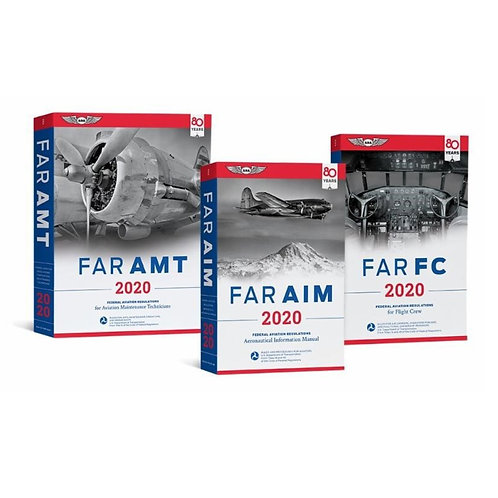 ASA 2020 FAR for Flight Crew eBundle