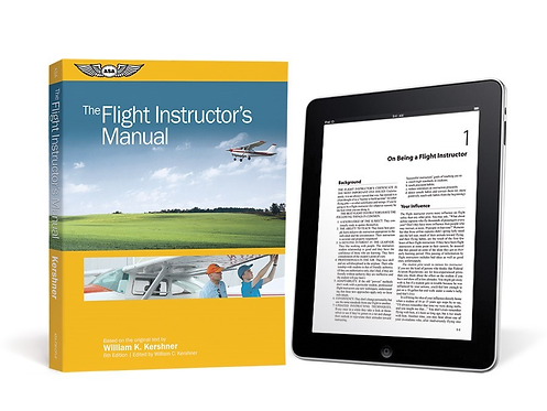 The Flight Instructor's Manual - 6th Edition - eBundle