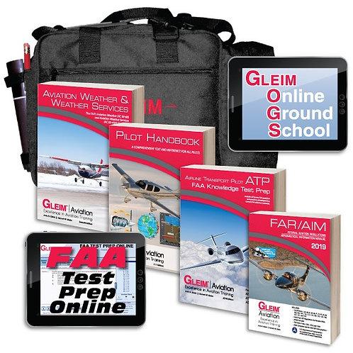 Gleim ATP Kit with Online Ground School