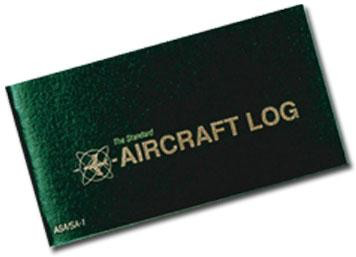 Aircraft Logbook (Softcover)
