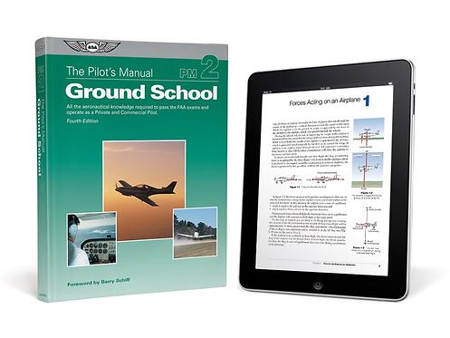 Pilot's Manual: Ground School eBundle