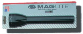 Maglite - Black 2 D Cell