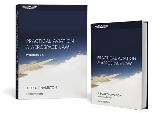 Practical Aviation & Aerospace Law Combo