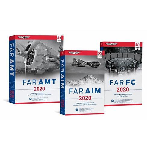 ASA 2020 FAR-AMT eBundle