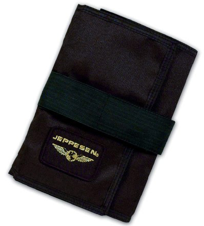 IFR 3-Ring Trifold Kneeboard