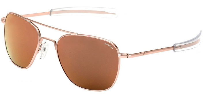 Randolph Aviator - SkyForce Rose Gold (Women's)