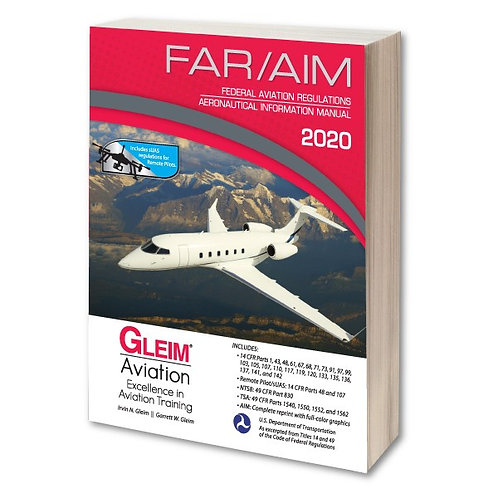 GLEIM 2020 FAR/AIM