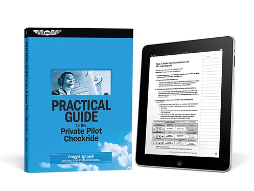 Practical Guide to the Private Pilot Checkride - eBundle