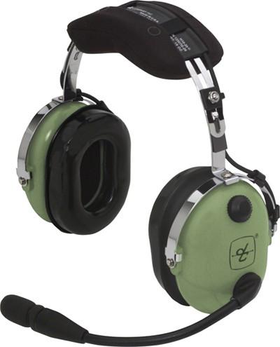 David Clark H10-21 Coil Cord Headset