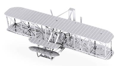 3-D Laser Cut Model - Wright Bros. Airplane