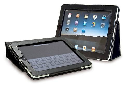 Portfolio-Style iPad Kneeboard