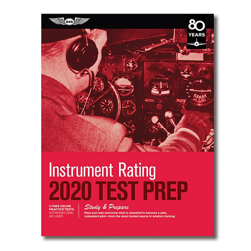 ASA 2020 Instrument Test Prep