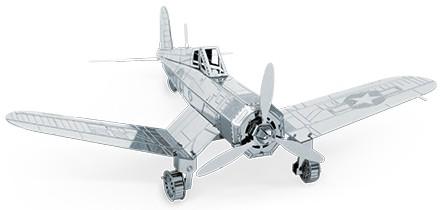 3-D Laser Cut Model - Corsair