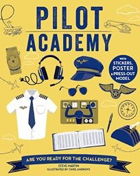 Pilot Academy - Activity Book