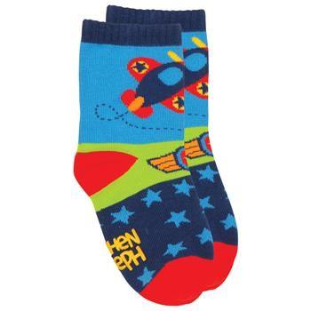 Toddler Airplane Socks