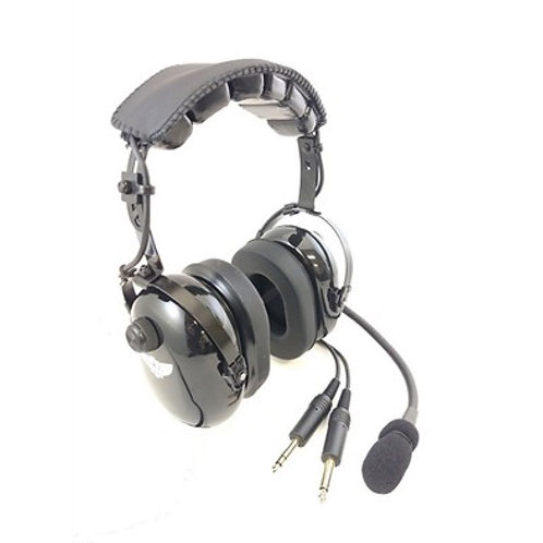 AVCOMM Headset with FREE Headset Bag [AC-200V2 SPECIAL]