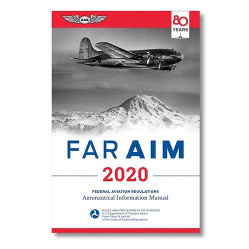ASA 2020 FARs Aeronautical Information Manual