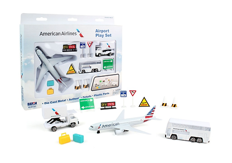 Airport Playset - American Airlines