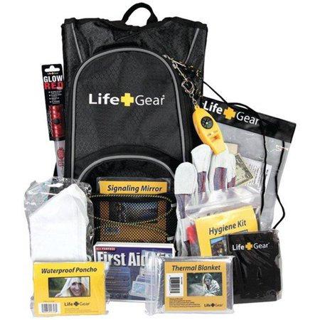 Day Pack Emergency Survival Backpack Kit