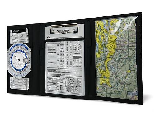 Tri-Fold VFR Kneeboard - New Edition