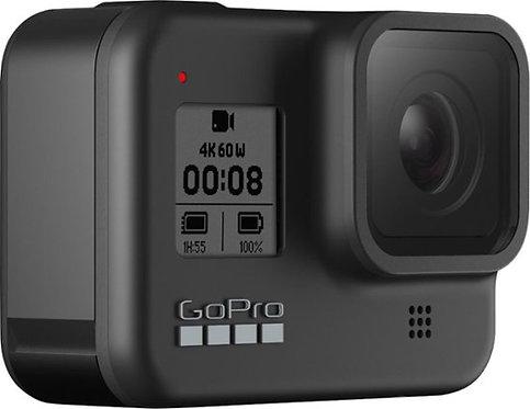 GOPRO HERO8 BLACK 4K ULTRA HD CAMERA SYSTEM