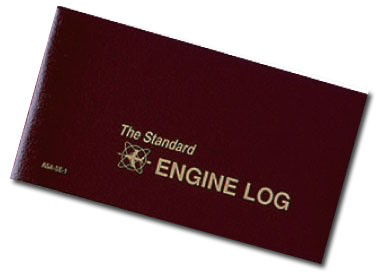 Engine Logbook (Softcover)