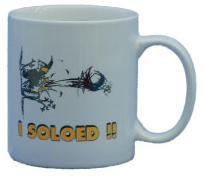 Coffee Mug - First Solo Flight