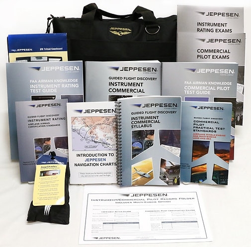 Jeppesen IFR - Part 141 Kit