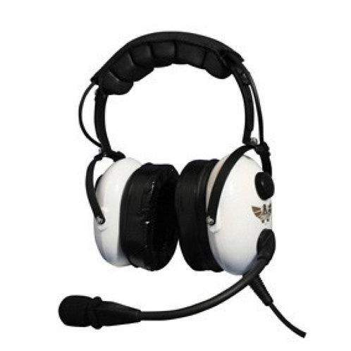 AVCOMM Premium Stereo Headset w/ Flex-Boom [AC-920 PNR]