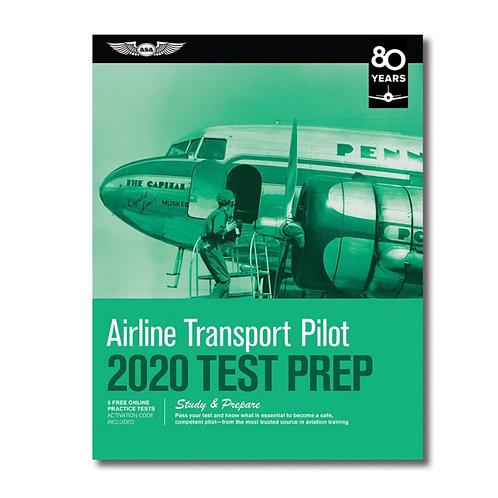ASA 2020 ATP Test Prep