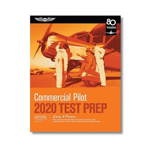 ASA 2020 Commercial Test Prep
