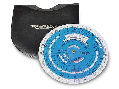 E6B Circular Flight Computer