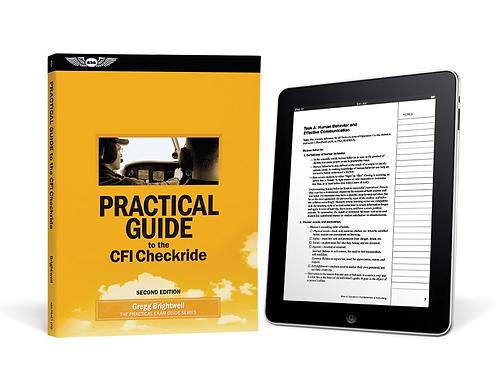 Practical Guide to the CFI Checkride - eBundle