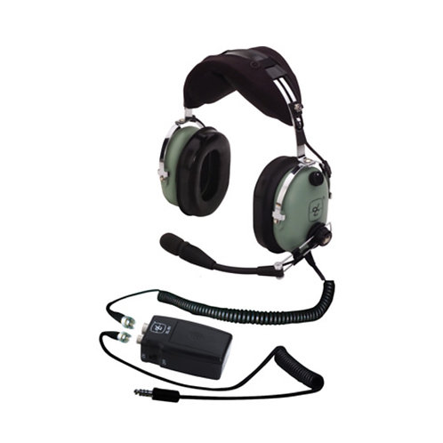 David Clark H10-13HXL Helicopter ENC Headset