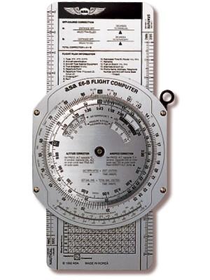 Metal Flight Computer [E6B]