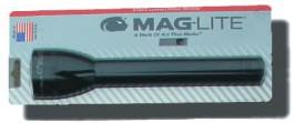 Maglite - Black 2 C Cell