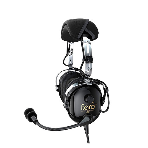 FARO G2 ANR Headset - Helicopter