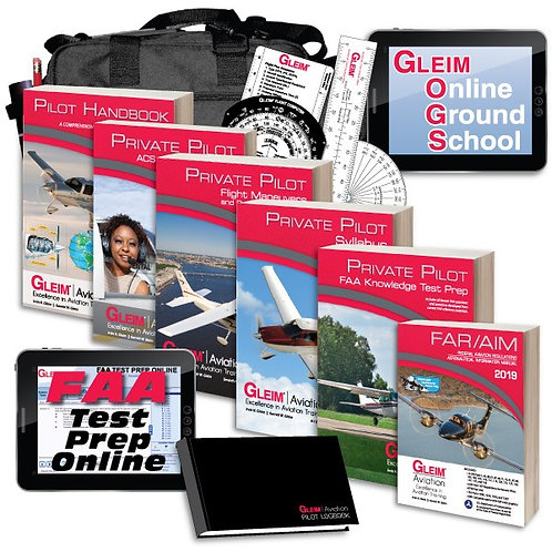 Gleim Deluxe Private Pilot Kit