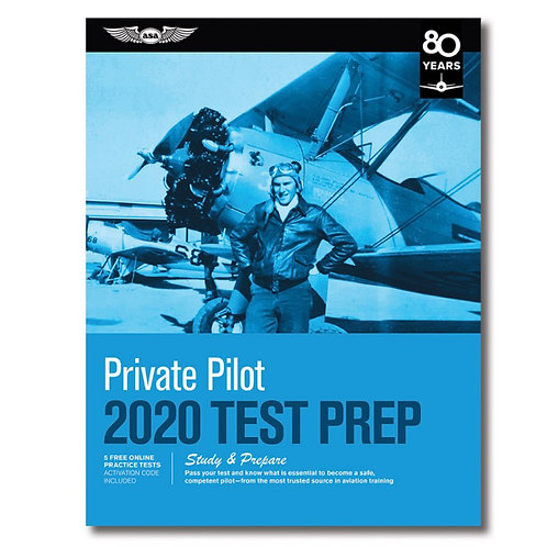 ASA 2020 Private Pilot Test Prep