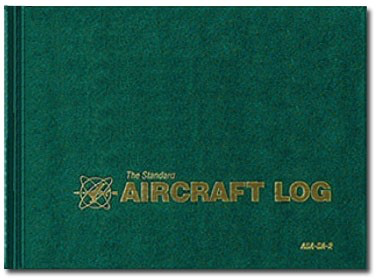 Aircraft Logbook (Hardcover)