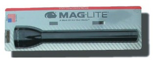 Maglite - Black 3 C Cell