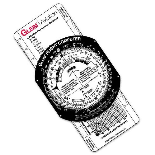Flight Computer [GLEIM E6B]