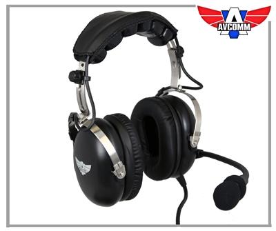 AC1000 Matte Black Edition Headset