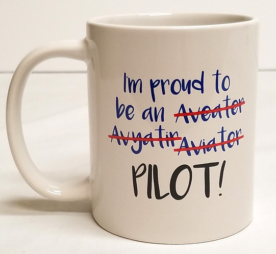 Coffee Mug - Proud